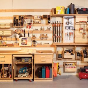 5 Handy Tricks to Organize Tools for Optimum Convenience